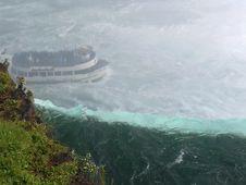 Free Niagara Falls Stock Image - 5169421