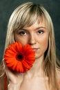 Free Close Up Glamor Girl Posing Stock Photos - 5174363