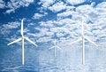 Free Wind Turbines Stock Photos - 5175703
