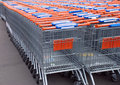 Free Shoopping Carts Stock Photography - 5176812