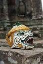 Free Cambodia; Angkor; Bayon Temple Royalty Free Stock Photo - 5177275
