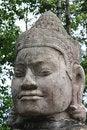 Free Cambodia; Angkor; Bayon Temple Royalty Free Stock Photo - 5177395