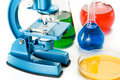 Free Various Colorful Flasks Stock Photo - 5178720