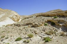 Free Judean Desert Stock Image - 5170021