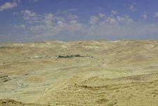 Free Judean Desert Royalty Free Stock Photos - 5170348