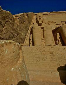 Free Abu Simbel Stock Photography - 5170572