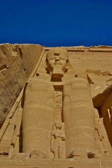 Free Abu Simbel Stock Photos - 5170583