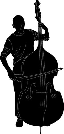 Free Vector A Series-musician Royalty Free Stock Photo - 5170665