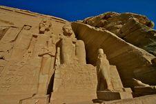Free Abu Simbel Royalty Free Stock Images - 5170669