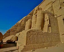 Free Abu Simbel Stock Photos - 5170723