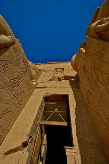 Free Abu Simbel Royalty Free Stock Image - 5170726