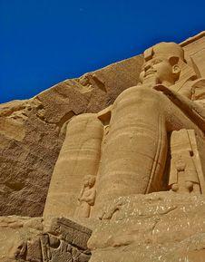 Free Abu Simbel Stock Image - 5170741