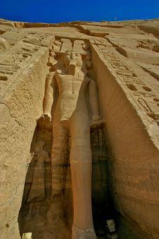 Free Abu Simbel Royalty Free Stock Photos - 5170838