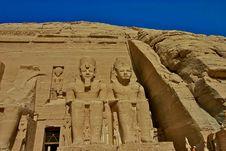 Free Abu Simbel Stock Photo - 5170870