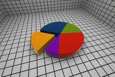 Free 3d Statistics Royalty Free Stock Images - 5171159