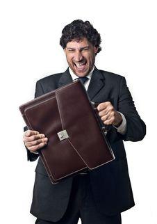 Free Happy Businessman Stock Photo - 5171370