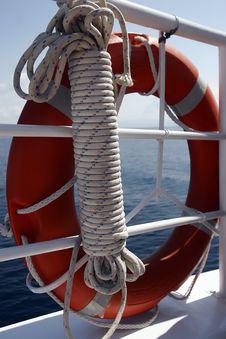 Free Life Vest Stock Image - 5171501