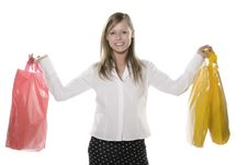 Free Happy Shop Lucky Royalty Free Stock Photography - 5172027
