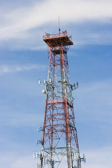 Free Communications Tower Stock Photos - 5172463