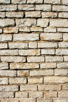 Free Stone Wall Texture. Royalty Free Stock Image - 5172596