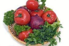 Free Fresh Vegetables. Stock Photos - 5173573