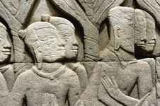 Free Cambodia; Angkor; Bayon Temple Stock Images - 5174274
