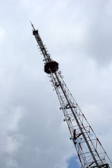 Free Cell Phone Tower Stock Photo - 5174330