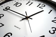 Free Clock Royalty Free Stock Photography - 5174347
