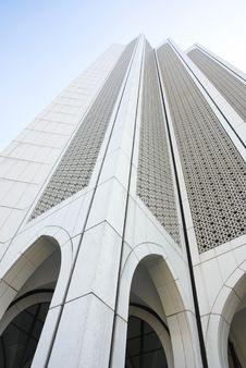 Dayabumi Center, Kuala Lumpur Royalty Free Stock Photo