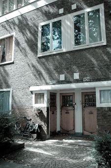 Free Amsterdam House Royalty Free Stock Image - 5176396