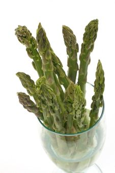 Free Asparagus Bouquet Royalty Free Stock Images - 5176689