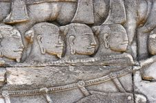 Free Cambodia; Angkor; Bayon Temple Royalty Free Stock Image - 5177066