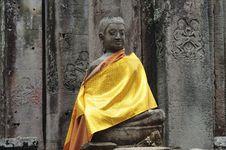 Free Cambodia; Angkor; Bayon Temple Stock Image - 5177291