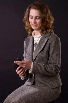 Free Businesswoman With Gun Royalty Free Stock Photo - 5177695