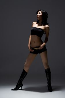 Free Hot Girl Stock Photo - 5177930