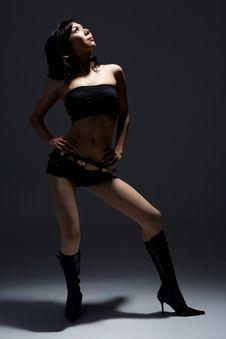 Free Hot Girl Royalty Free Stock Image - 5177936