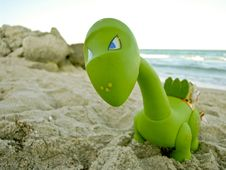 Free Toy Dinosaur Stock Image - 5178661