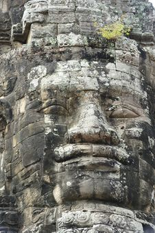 Free Cambodia; Angkor; Bayon Temple Stock Photography - 5179112