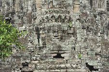 Free Cambodia; Angkor; Bayon Temple Royalty Free Stock Photo - 5179125