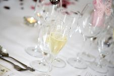 Free Glass Of Champagne Stock Photos - 5179193
