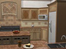 Free Contemporary Kitchen Stock Photo - 5179510