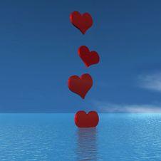 Love Logo Stock Photos