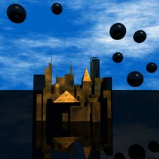 Free Abstract 3D Stock Photography - 5179942
