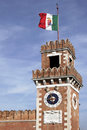 Free Venice, Italy - Old Building Tower Royalty Free Stock Image - 5182056