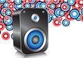 Free Loudspeaker Royalty Free Stock Images - 5182819