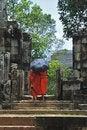 Free Cambodia Angkor Bayon Temple Royalty Free Stock Photography - 5187997
