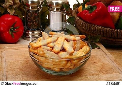 Free Club Crackers Stock Image - 5184581