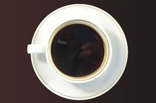 Free Cup Of  Instan Coffee Stock Photos - 5182043