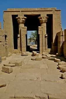 Free Philae Island - Egypt Stock Photo - 5182210