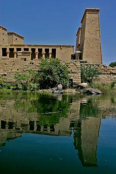 Free Philae Island - Egypt Stock Image - 5182361